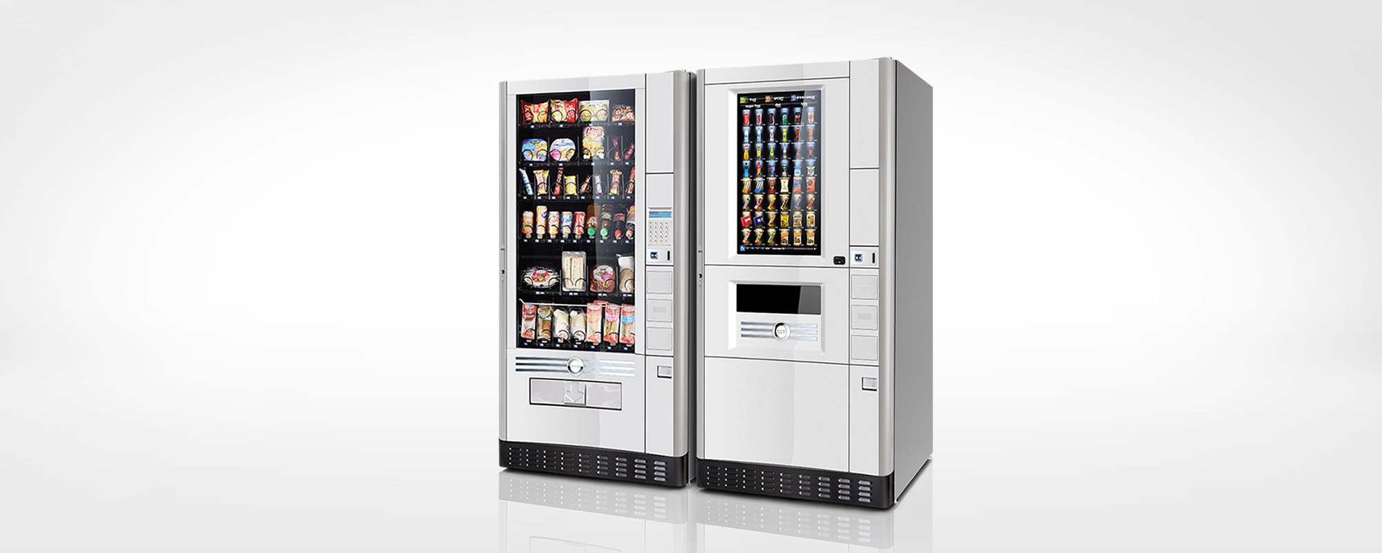 vending freestanding snack&food - luce x